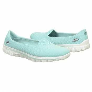 Estación de policía Selección conjunta yermo  Famous Footwear - Skechers Women's GOwalk 2 Axis MintMiami