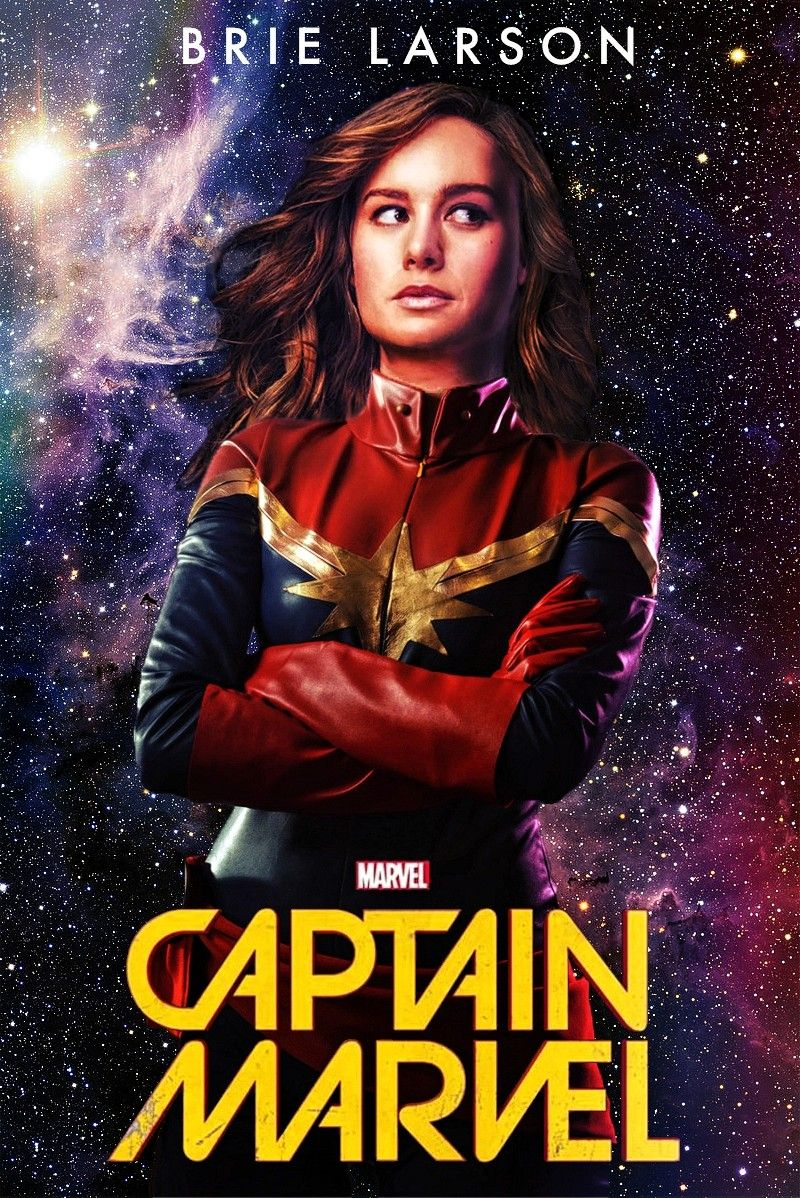 captain marvel official