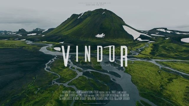 breathtaking drone videos: Vindur is a non-narrative short film shoot with drone in different parts of Iceland.  Vindur means wind in Icelandic which is relevant to the way its shoot. So for 3 minutes you will get to enjoy amazing drone footage portraying Icelandic unbelievable landscapes. Beautiful waterfalls, endless valleys, unusual mountain ranges, out of this world landscapes, oceanic cliffs, old glacier, fantastic canyon and many other wonders that makes Iceland so unique and such a…
