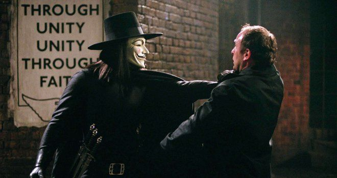 V For Vendetta 39 10 Things You Probably Didn 39 T Know About The V For Vendetta Best Action Movies Vendetta