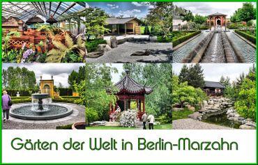 Garten Der Welt Berlin Germany