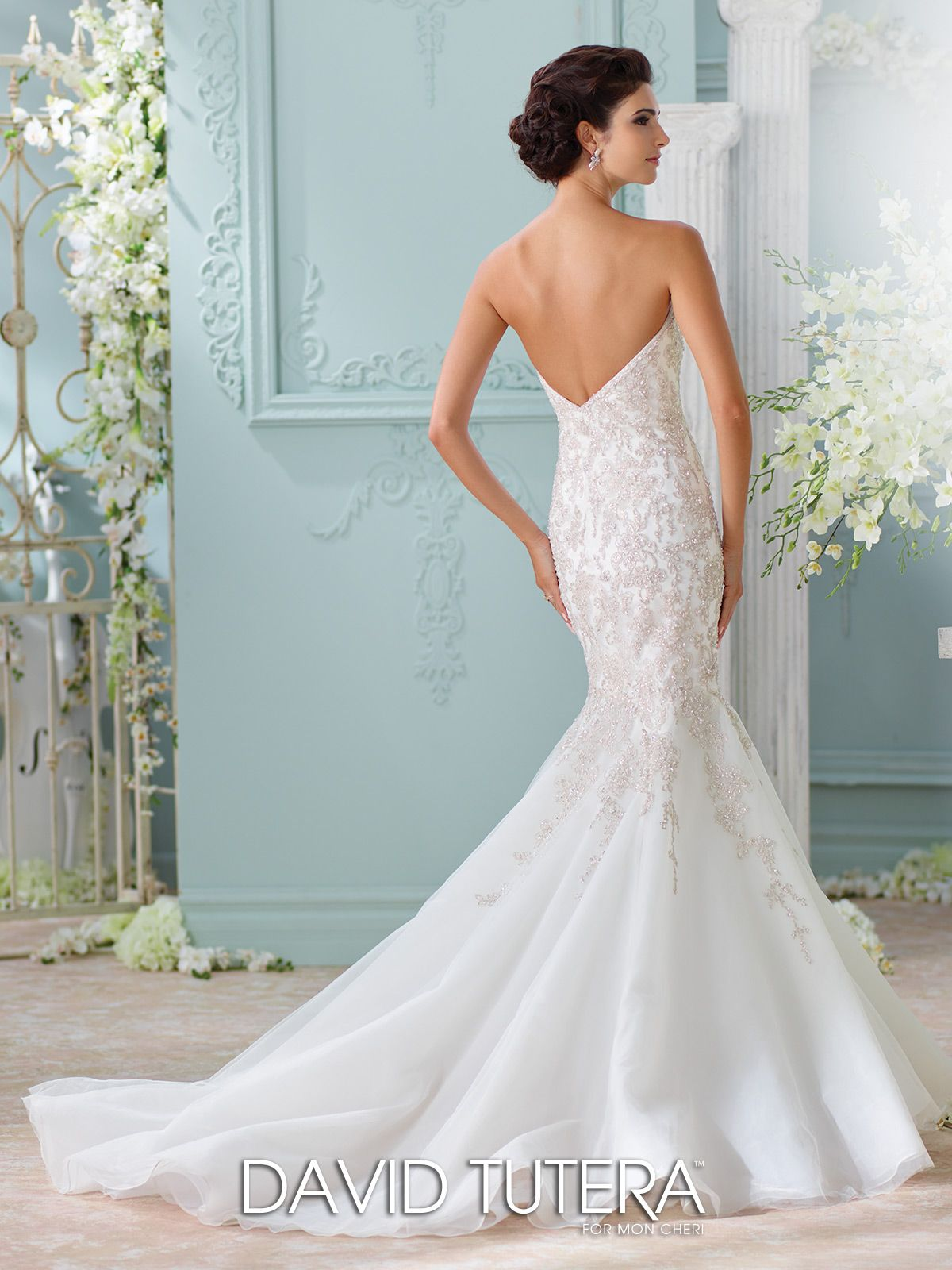 Unique Wedding Dresses Fall 2018 - Martin Thornburg | David tutera ...