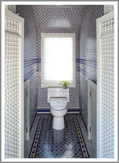Moroccan Style Bathroom in Cape Cod, Massachusetts | Cape ...