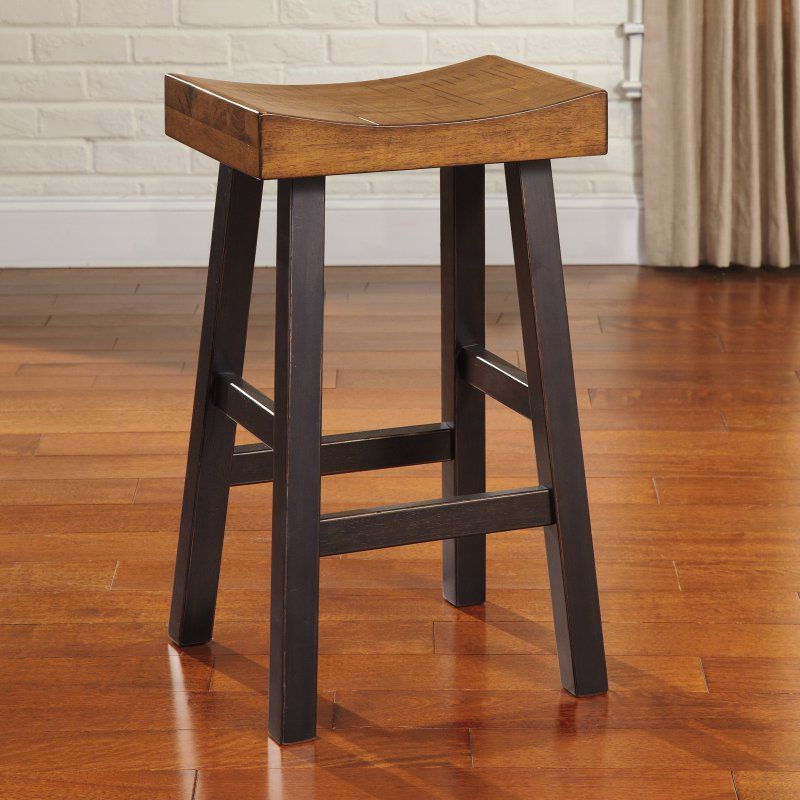 Signature Design by Ashley Glosco 31 in. Backless Bar Stool - Set of 2 - ASHY905