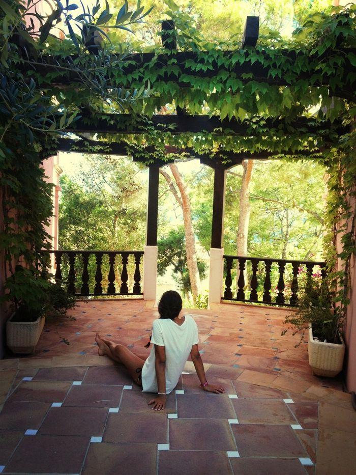 Calm Secret Places, My Secret Garden For Meditation