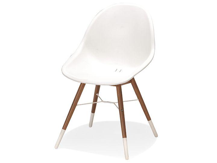 Hochwertige Stühle pinta stuhl für garten oder esszimmer weiß hochwertige stühle
