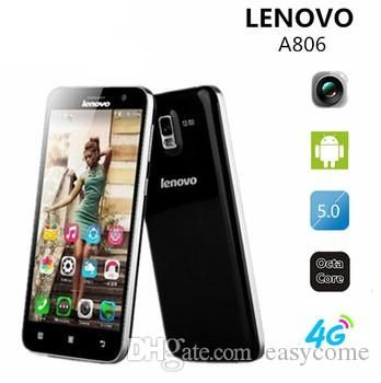 Smart Phone Without Camera 4g Unlocked Smartphone Lenovo A8