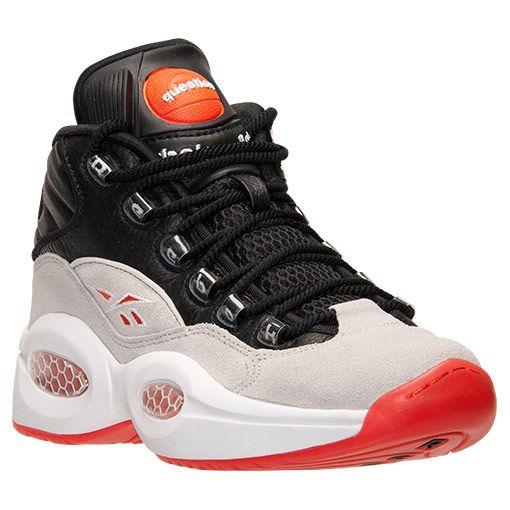 reebok basketball pump shoes