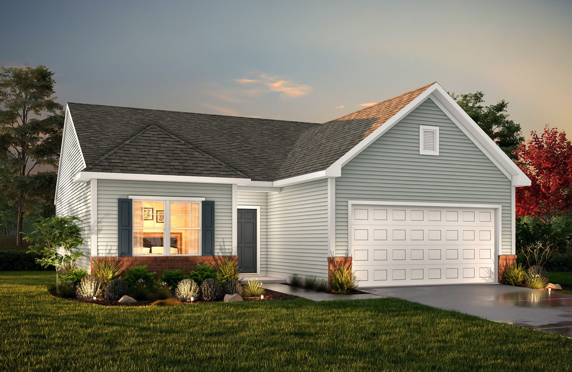 Pin By True Homes Usa On True Homes Elevation Collection In 2020 True Homes House Elevation New Homes