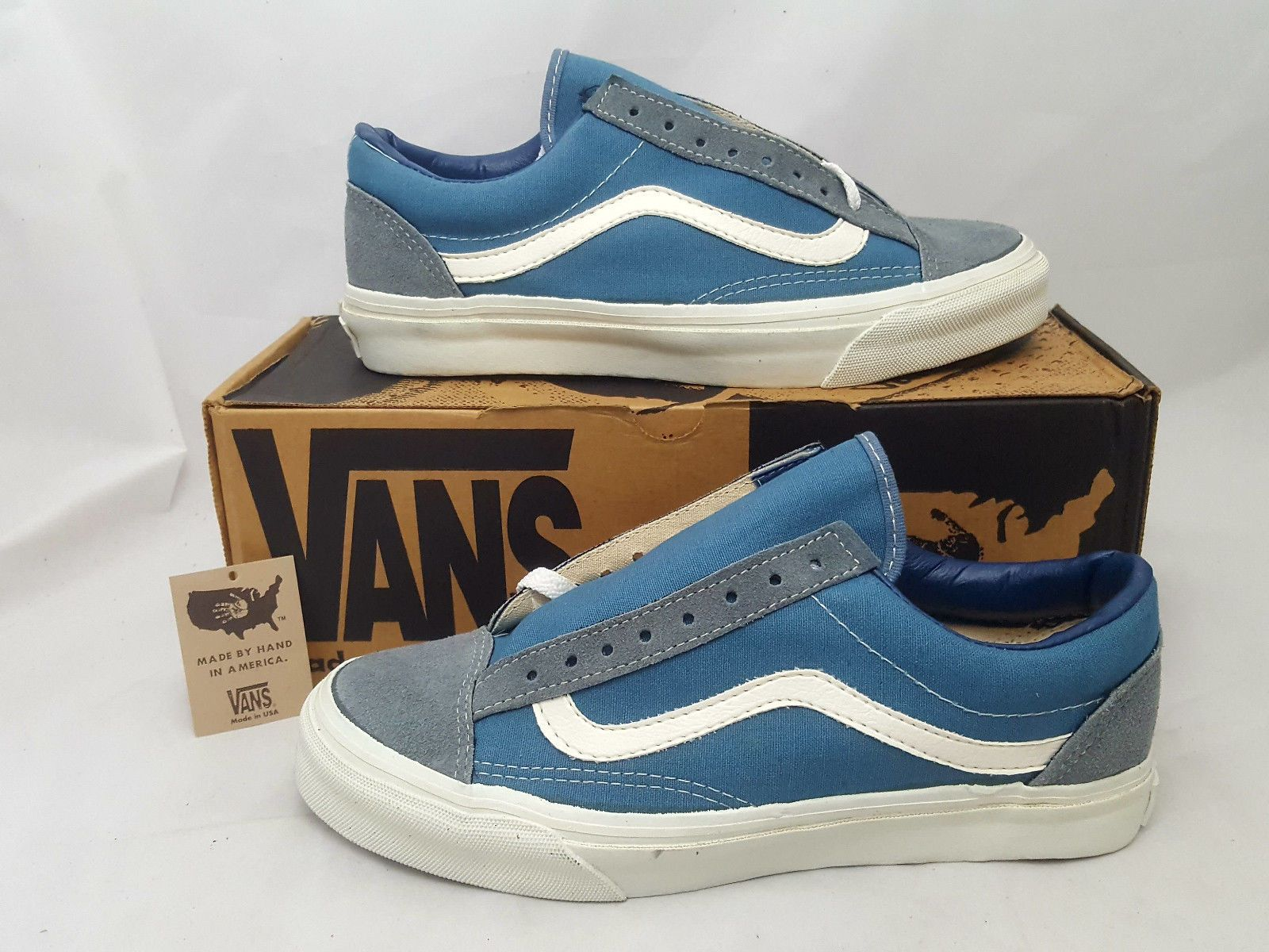 dqm x vans brownstone chaussures buy it now england