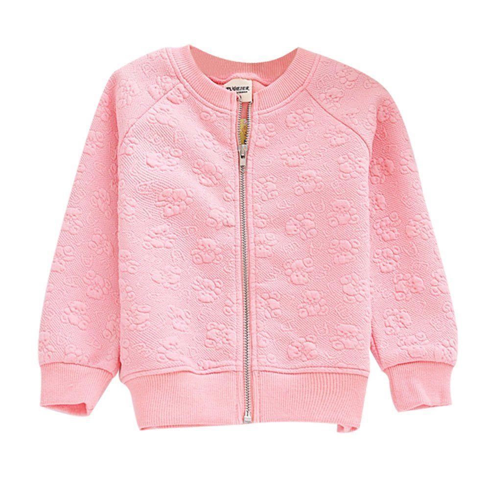TAIYCYXGAN Baby Toddler Boys Hoodie Jacket Coat Boys Zipper Outwear Trench Coat Windbreaker