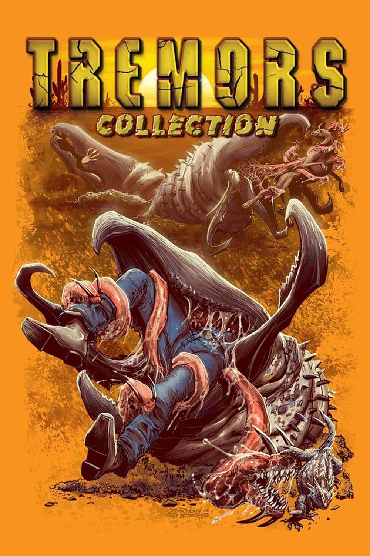 Tremors 5 Bloodlines Movie Poster Poster Bestposter Fullhd Fullmovie Hdvix Movie720pthe Giant Man Horror Movie Art Horror Artwork Horror Posters