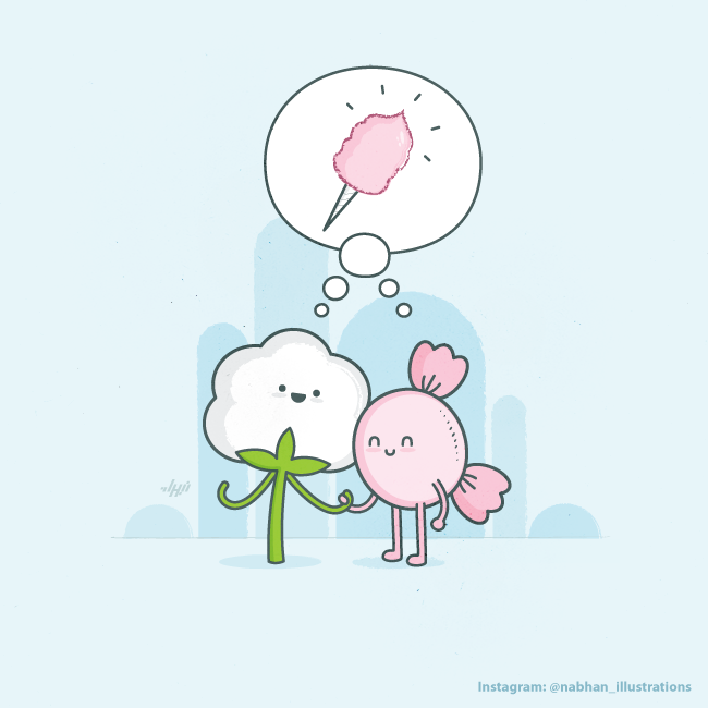 Cotton Candy by NaBHaN on DeviantArt