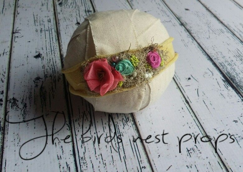Headband newborn and children photography prop