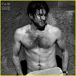 Naked wes bentley Wes bentley