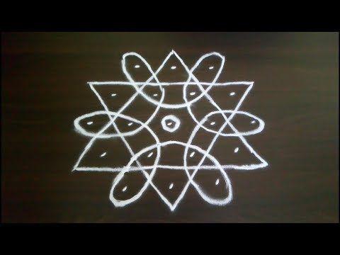 Easy Dot Rangoli Designs For Beginners Valoblogi Com