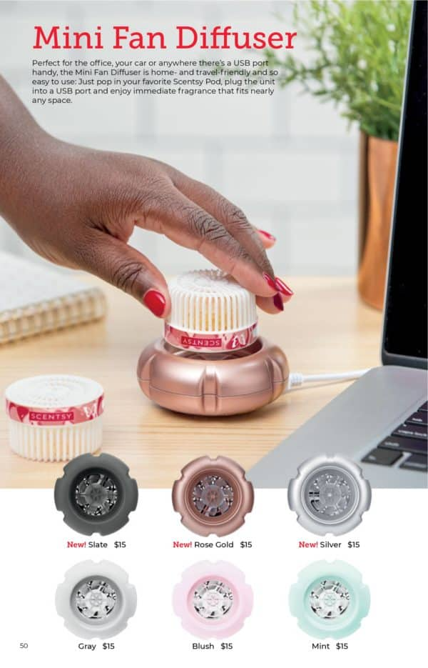 NEW! Scentsy Spring Summer 2021 Catalog | Shop 2/1