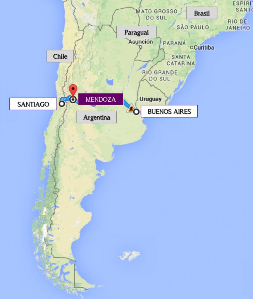 Dicas de Mendoza - Argentina - Roteiros Vinícolas, Hotéis e mais ...