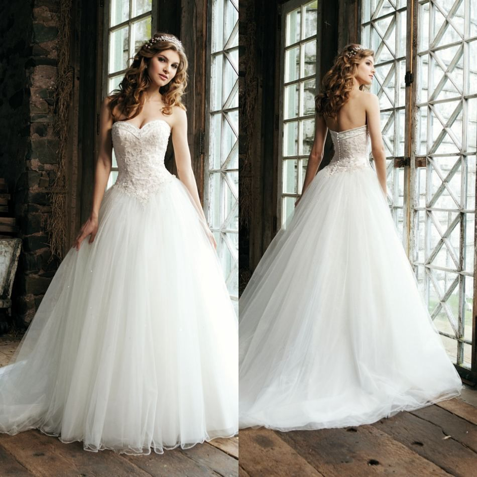 Drop Waist Ball Gown Wedding Dress Ball Gown Wedding Dresses Pinterest