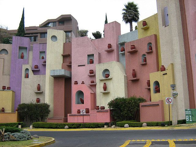 Arquitectura mexicana contemporánea.