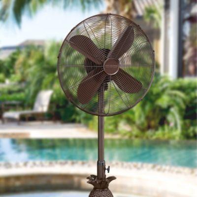 Pineapple Outdoor Fan Outdoor Fan Floor Fans Outdoor