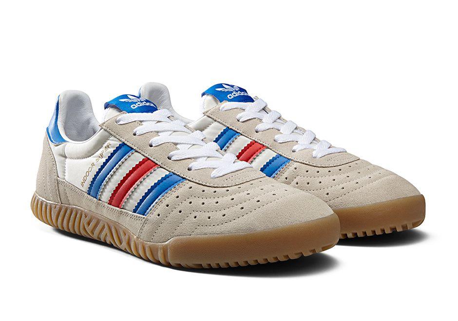 adidas originals trainers history