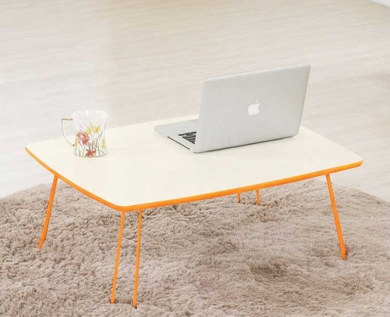 Floor Table Folding Modern Anese Style Low Laptop Computer Coffee Tables In Home Garden