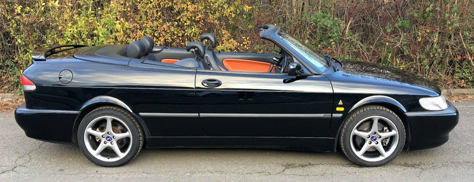 Saab 9 3 Viggen Turbo Black 1999 Saab 9 3 Viggen Saab 9