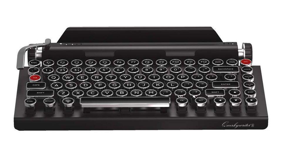 Qwerkywriter S Typewriter Mechanical Keyboard | Best
