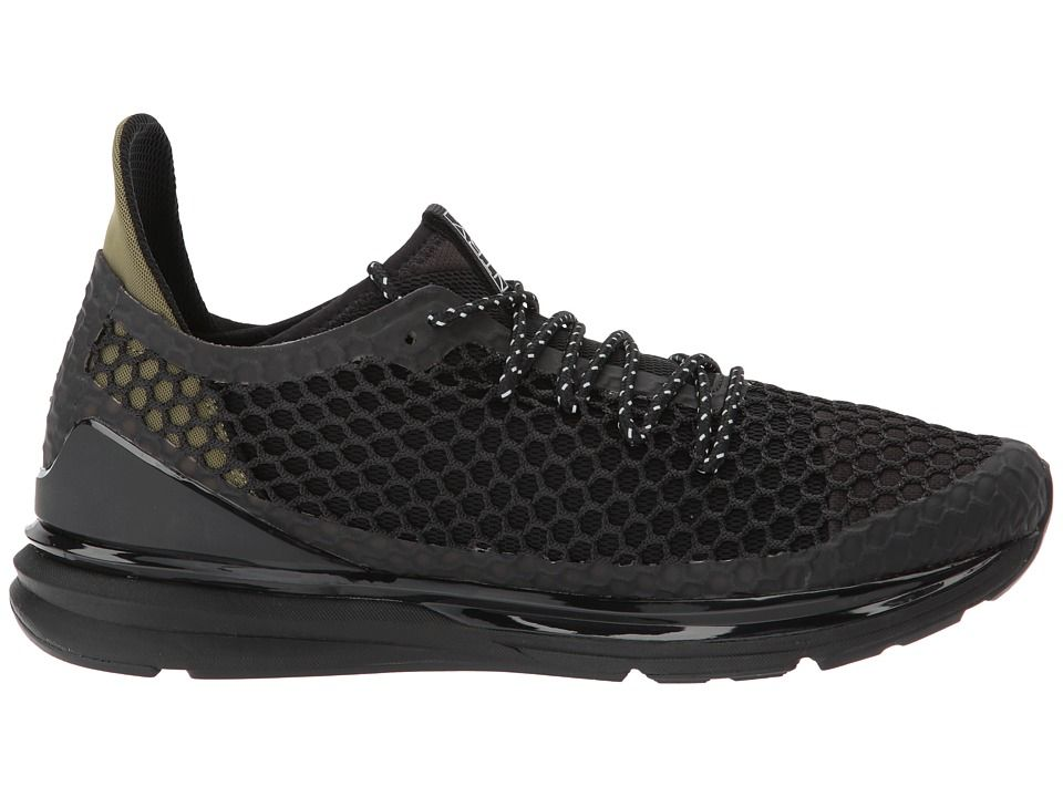 online store 43f08 4f368 PUMA Ignite Limitless Netfit Staple Men's Shoes Puma Black ...