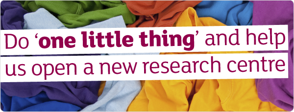 Do 'one little thing' for Tommy's and help us open a new research centre specialising in early miscarriage- please help to make our dream a reality