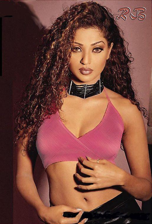 Suman Ranganathan In Bikini