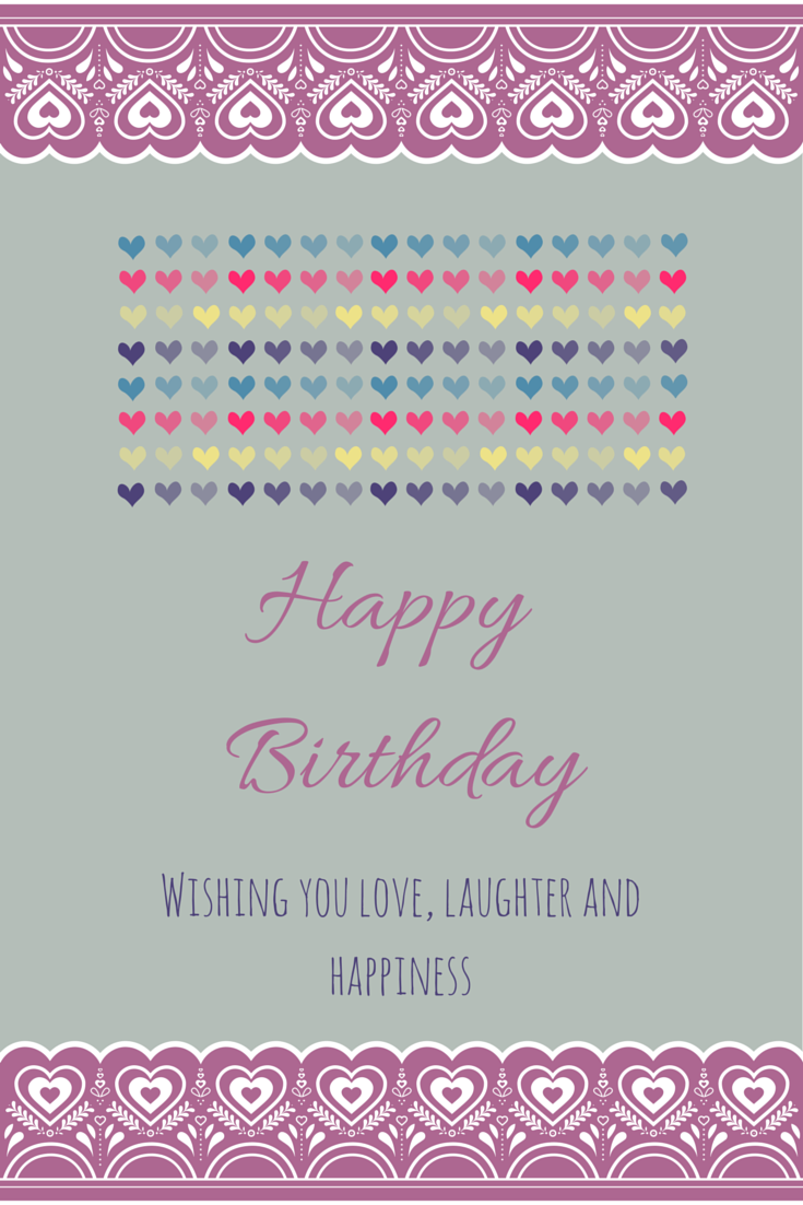 15 Birthday Cards To Pin And Share Hbd Wishes Pinterest