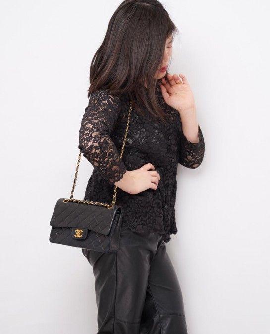 a6c98411142bc2 vintage chanel 9 classic flap bag model | VINTAGE CHANEL BAGS ...