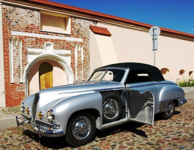 1940 MERCEDES-BENZ 320 CABRIOLET - designed by Touring ...