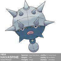 054 Navaspine (Qwilfish Evo) by Ferrari94