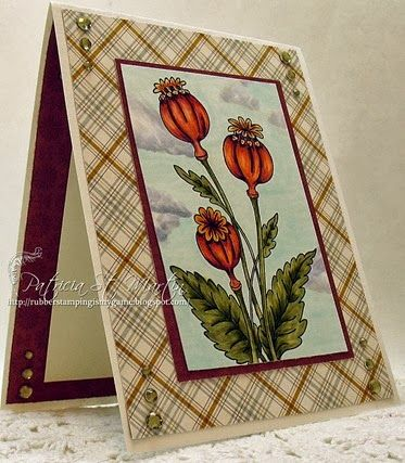card by Patricia St Martin