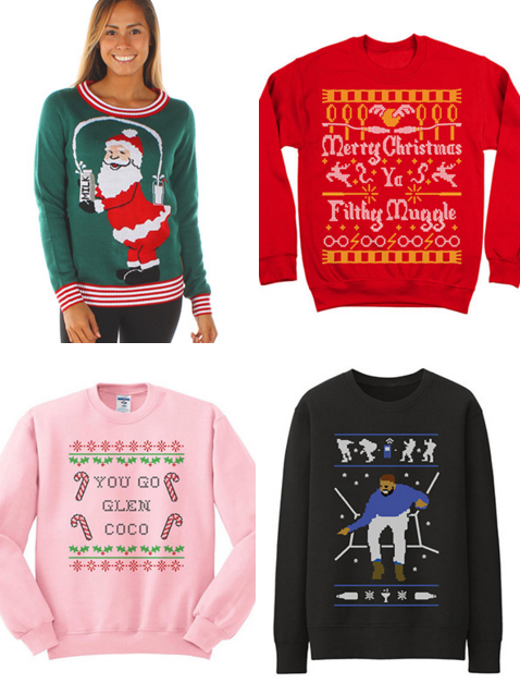 ce22d3ad075f3 15 Hilarious Christmas Sweaters Every Sassy Girl Needs In Her Closet ...