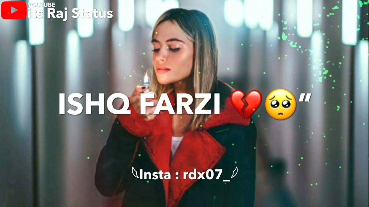 Ishq Farzi Song Whatsapp Status Female Version Jannat Zubair Tik T Dj Remix Song Status Tik Tok