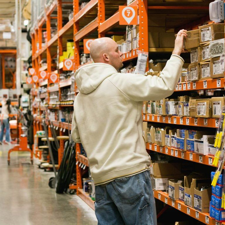 stores like home depot in us