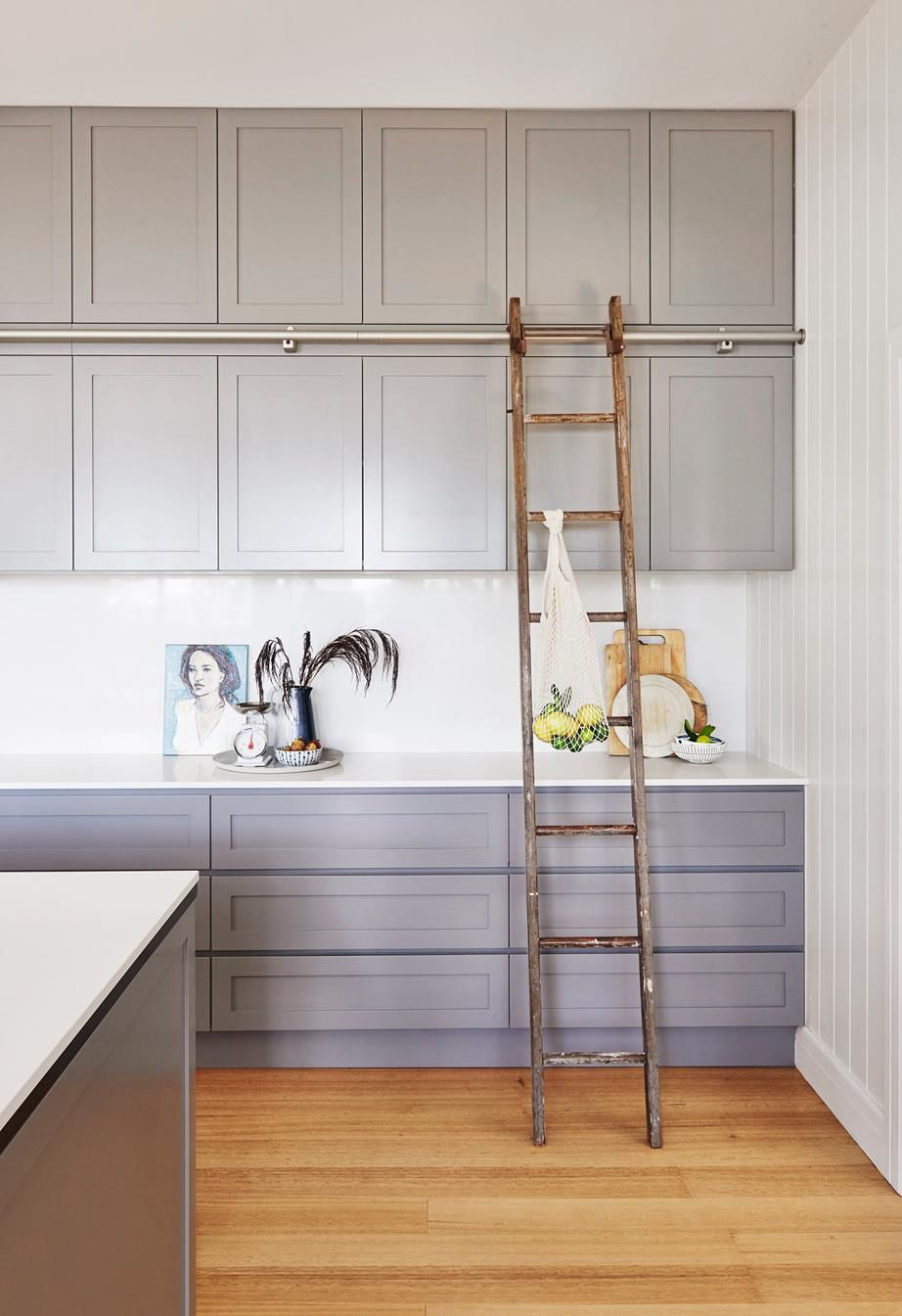Kitchen Cupboard Uplighters A Clever Extension Refreshed This 1920s Californian Bungalow In