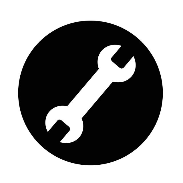 Tool Icon Wrench Icon Tool Png And Vector With Transparent Background For Free Download Free Vector Illustration Font Illustration Icon