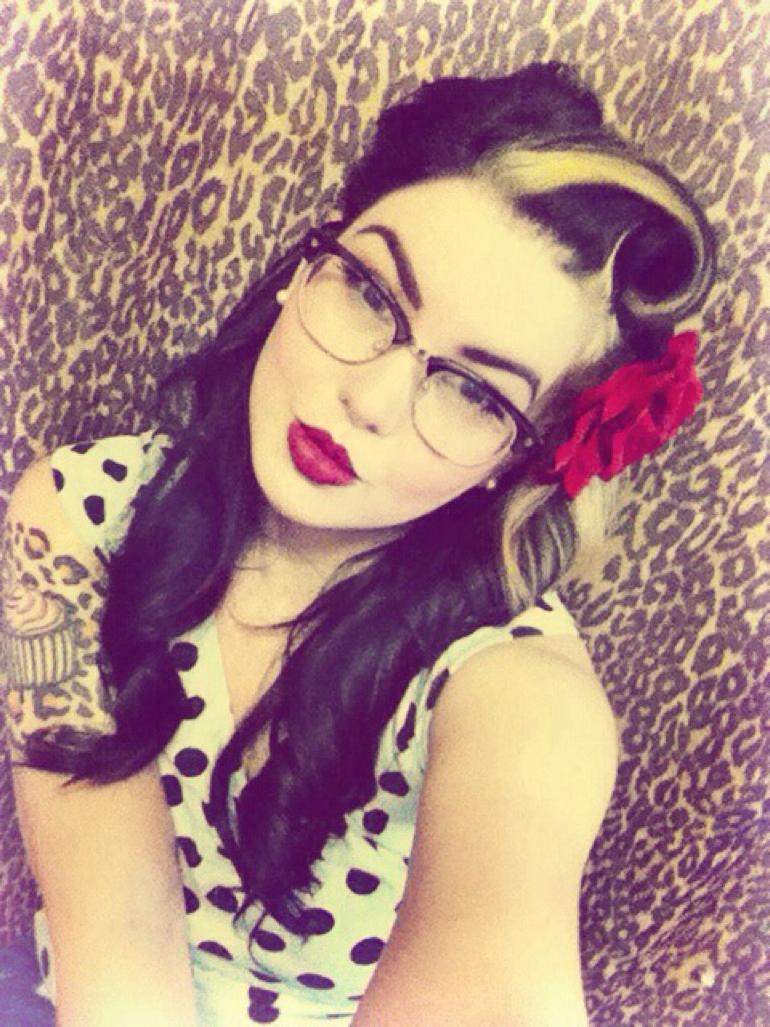 images for > rockabilly curls | pin up style | pinterest