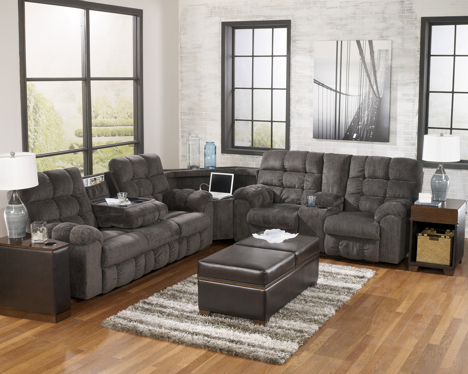 Acieona 3-Piece Sectional | Ashley | Home Gallery Stores | Living ...