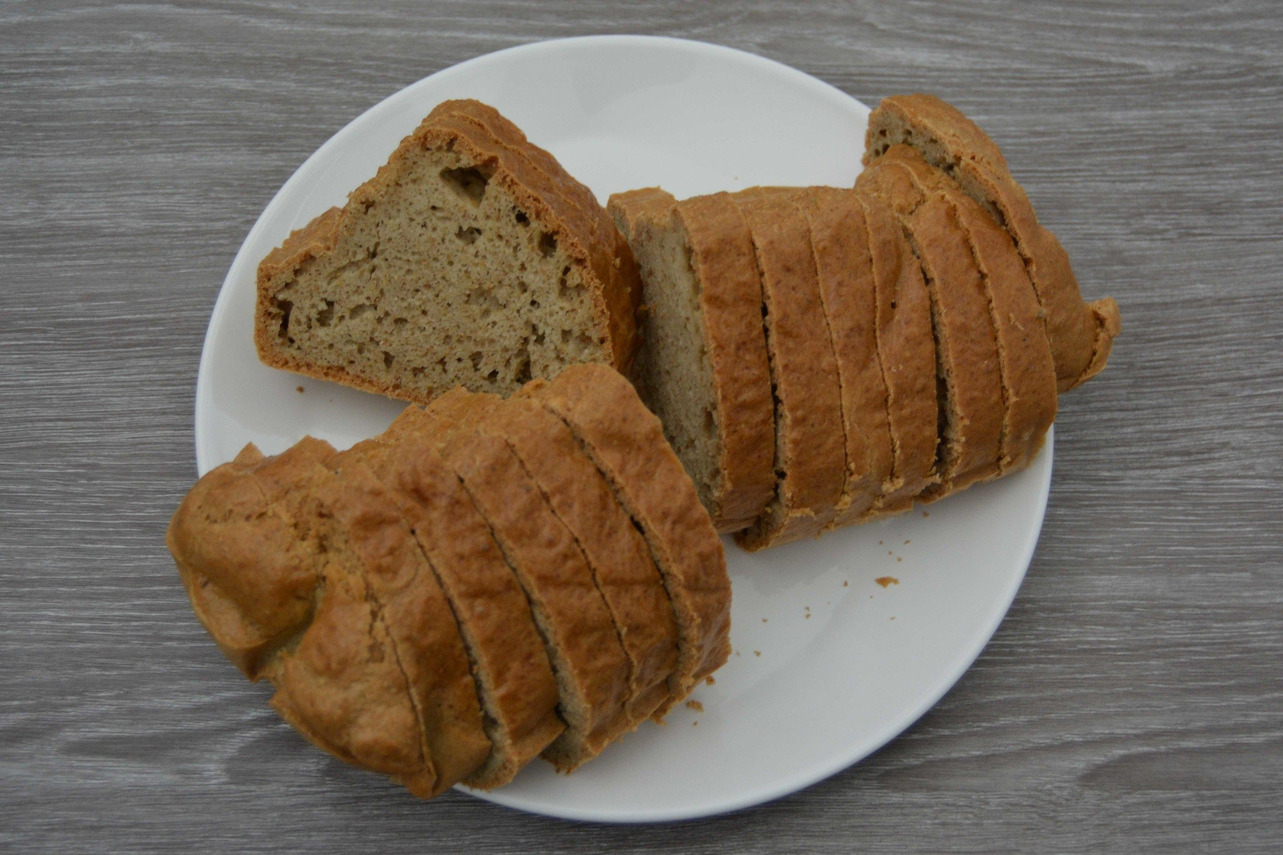 Sazra - Simple Mills Artisan Bread review. Gluten free.