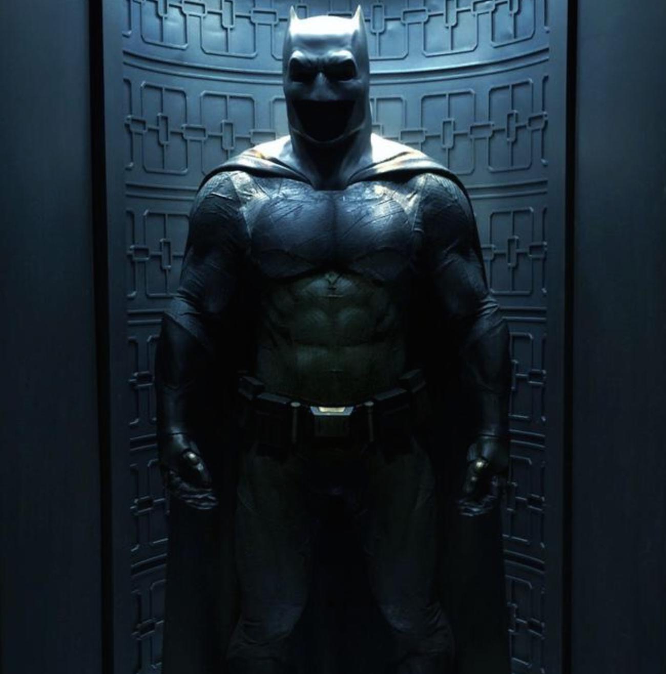 Batman V Superman Batsuit