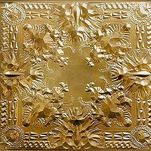 Jay Z And Kanye West S Watch The Throne Is Opulent And Adventurous Album Cover Art Music Wall Iconic Album Covers