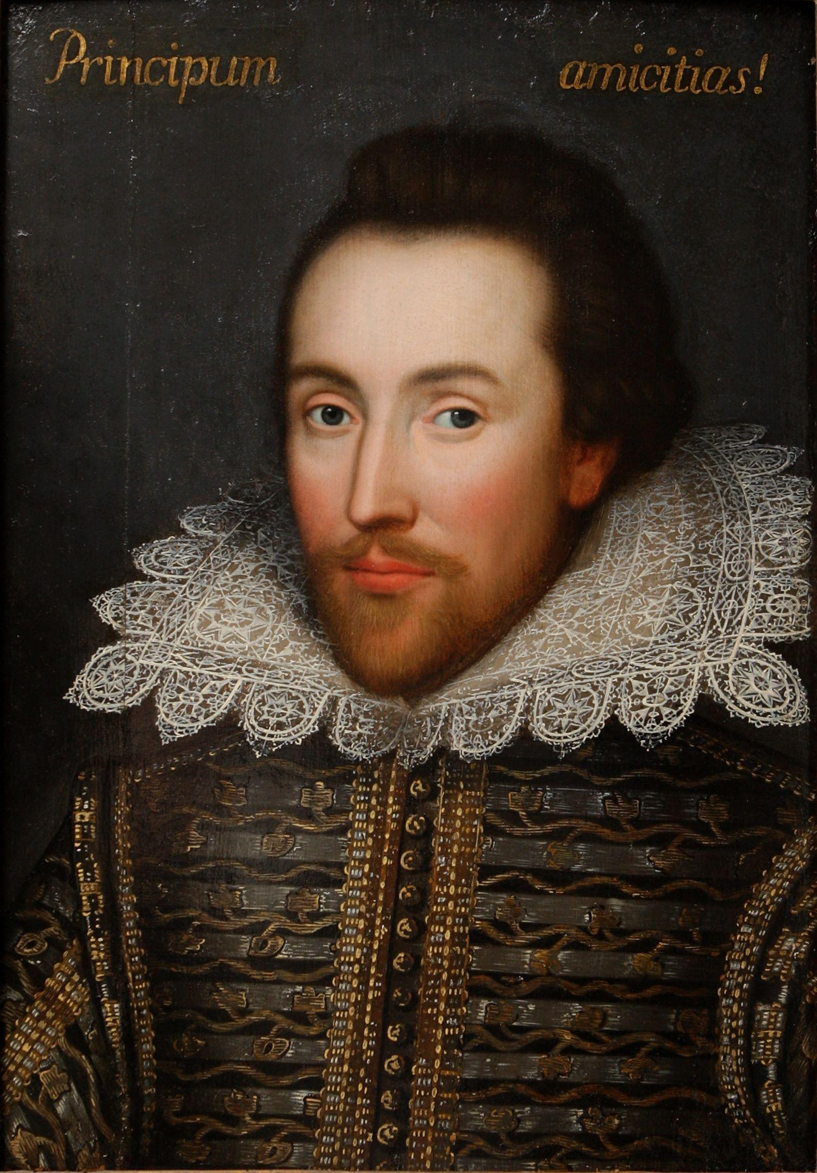 William Shakespeare - Cobbe portrait
