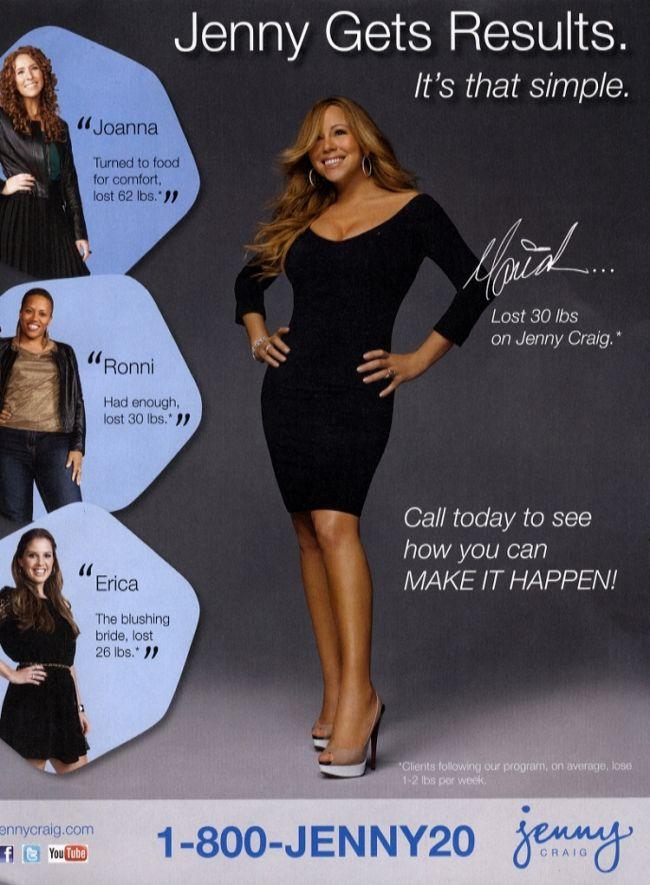 Jenny Craig ad | Weight Loss Ads | Weight loss herbs ...
