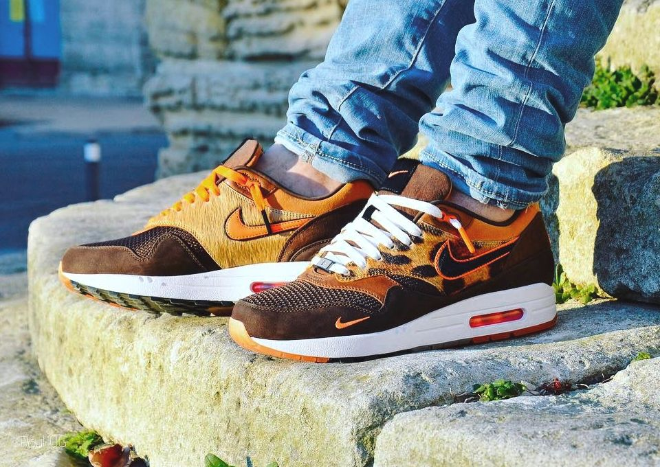 57eb95d256b784 Nike ID Air Max 1 Bespoke (by paul  og)